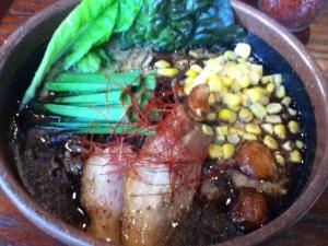 Ramen Dojo - Garlic Pork Mild Spicy Ramen