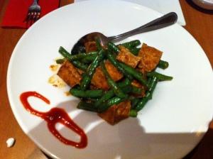 Thai Spice - Tofu & String Bean
